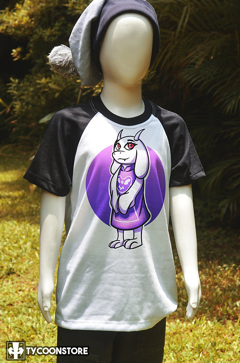 Camiseta Infantil - Toriel