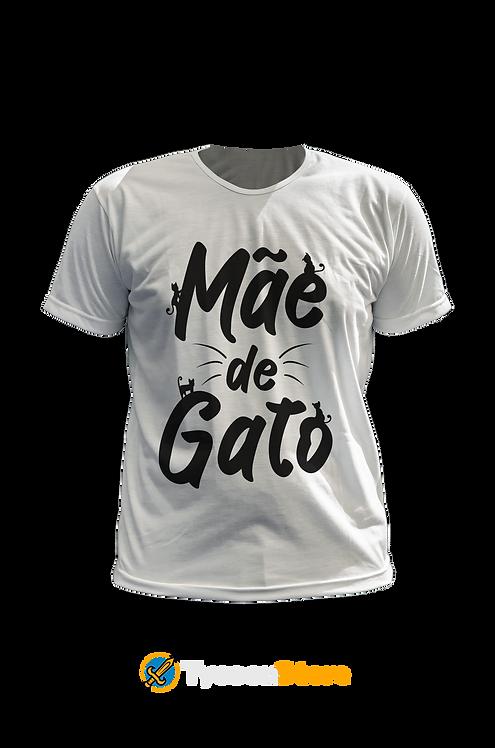 Camiseta - Mãe de Gato