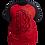 Thumbnail: Camiseta Vermelha - Casa Grifinória Gryffindor [V2]