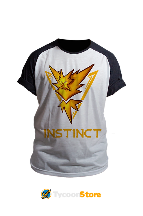 Camiseta - Team Instinct