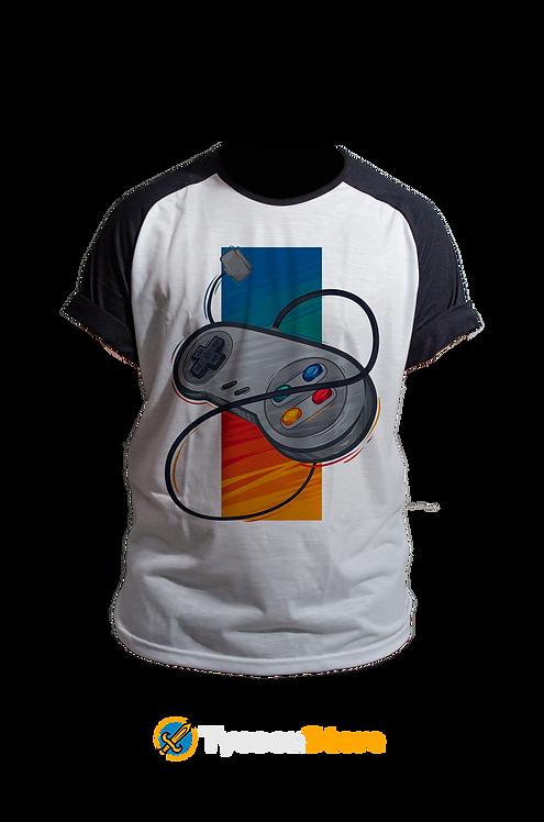 Camiseta - Joystick Gamer