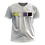 Thumbnail: Camiseta - Bandeira Não Binare Pantone