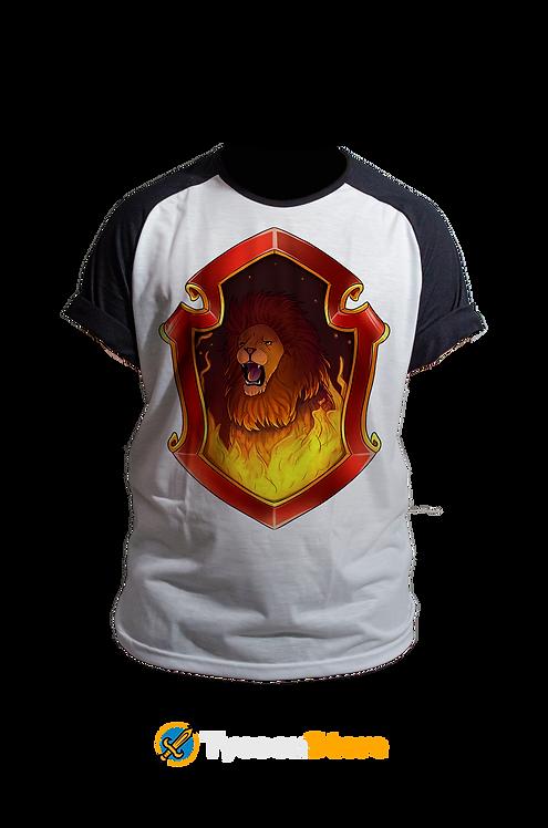 Camiseta - Brasão Grifinória