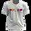 Thumbnail: Camiseta - Bandeira Lésbica Pantone