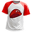 Thumbnail: Camiseta Manga Colorida - Chapéu Mario Bros (Jogo)