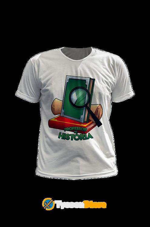 Camiseta - Professor de História