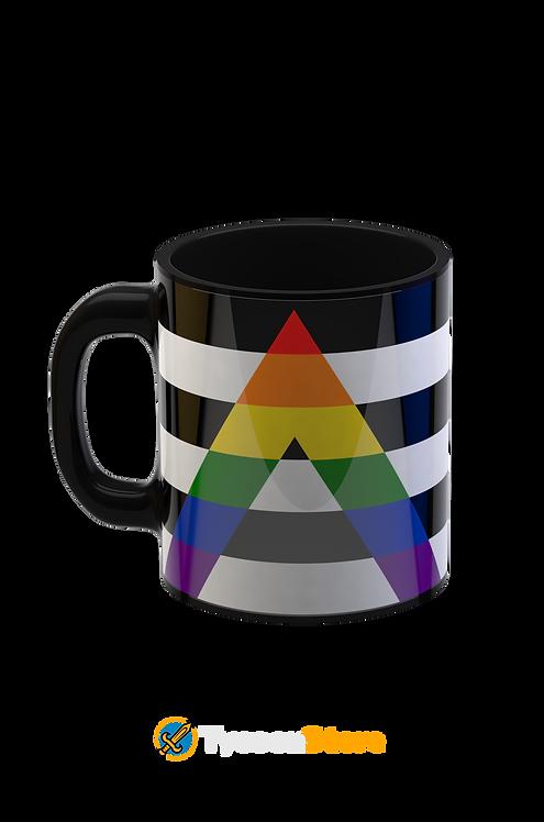 Caneca - LGBT Não Aliades
