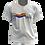 Thumbnail: Camiseta Branca - Caminhoneira LGBT