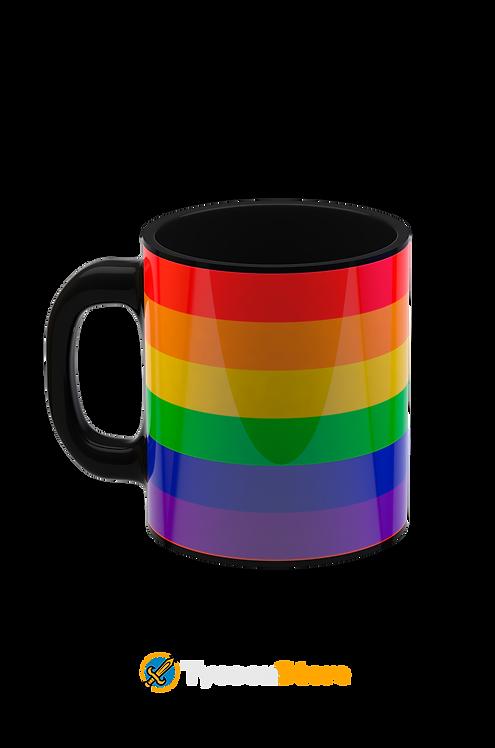 Caneca - Bandeira LGBT