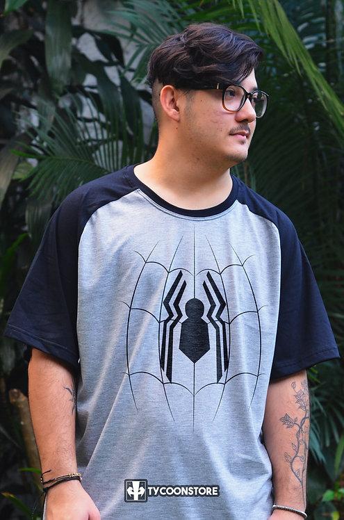 Camiseta Mescla - Cabeça de Teia