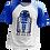Thumbnail: Camiseta Manga Colorida - R2D2 Star Wars