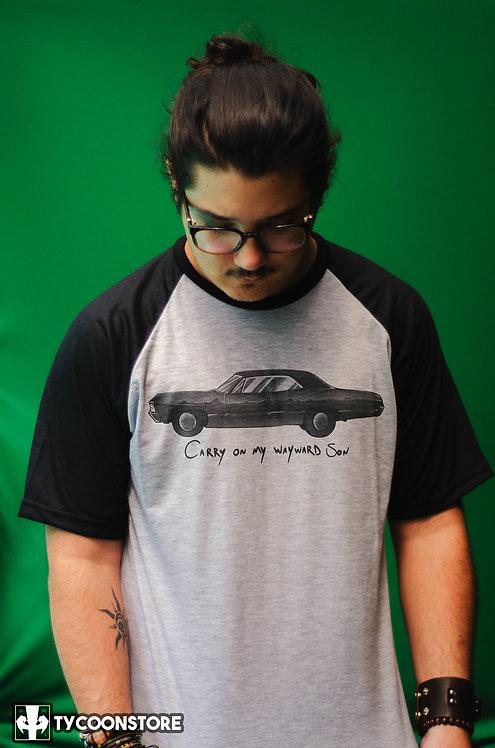 Camiseta Mescla - Metallicar