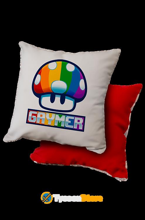 Almofada - Gaymer (Mario + LGBT)