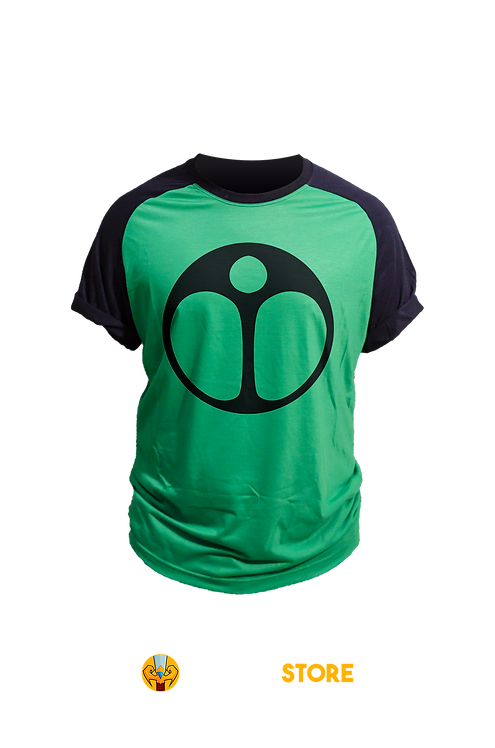 Camiseta Colorida - Eco Warriors  (Lady Gaga Chromatica)