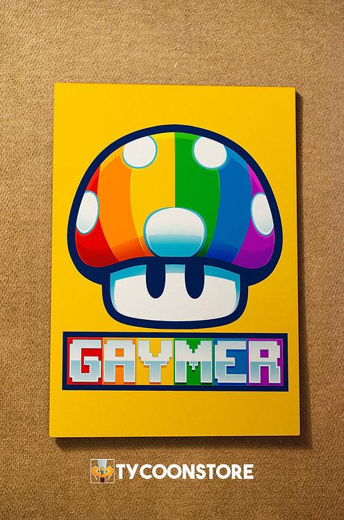 Placa Decorativa - Gaymer