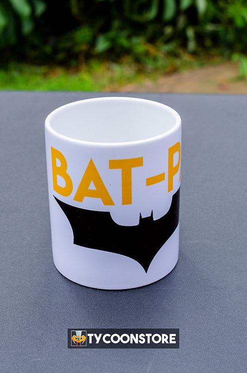 Caneca - Batpai (Batman - Dia dos Pais)