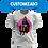 Thumbnail: Camiseta Branca - The Sims PERSONALIZADO