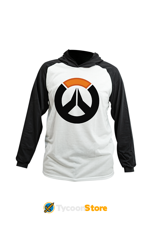 Camiseta Capuz - Overwatch Logo