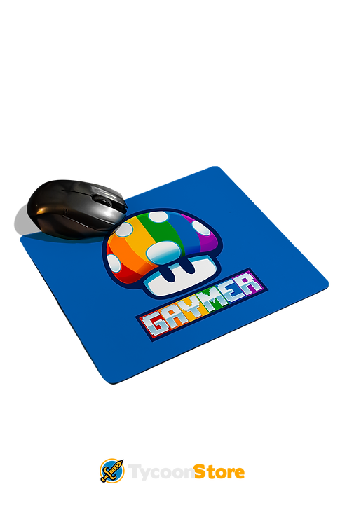 Mousepad - Gaymer
