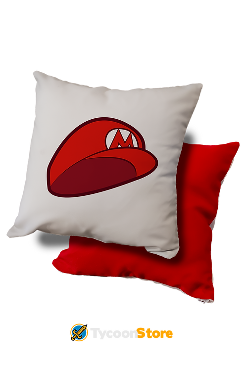 Almofada - Chapéu Mario Bros (Jogo)