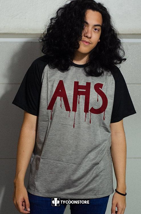 Camiseta Mescla - American Horror Story