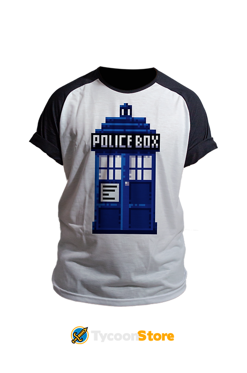 Camiseta - Tardis (Doctor Who)