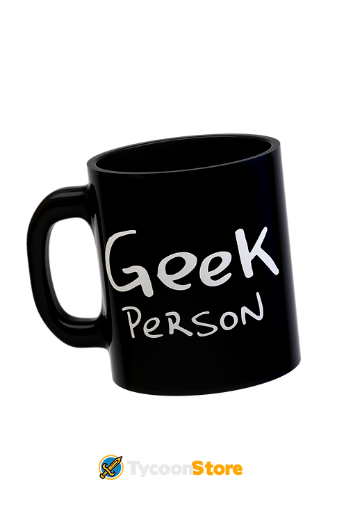 Caneca - Geek Person