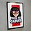 Thumbnail: Placa Decorativa - Nada de Capas (Os Incríveis)