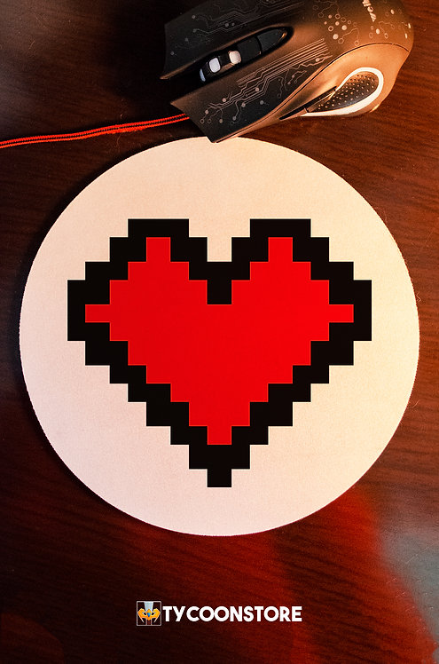 Mousepad - Pixel Love