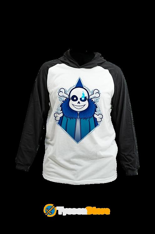 Camiseta Capuz - Sans V2