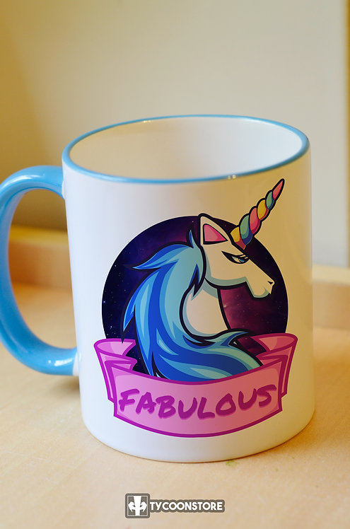 Caneca - Fabulous Unicórnio