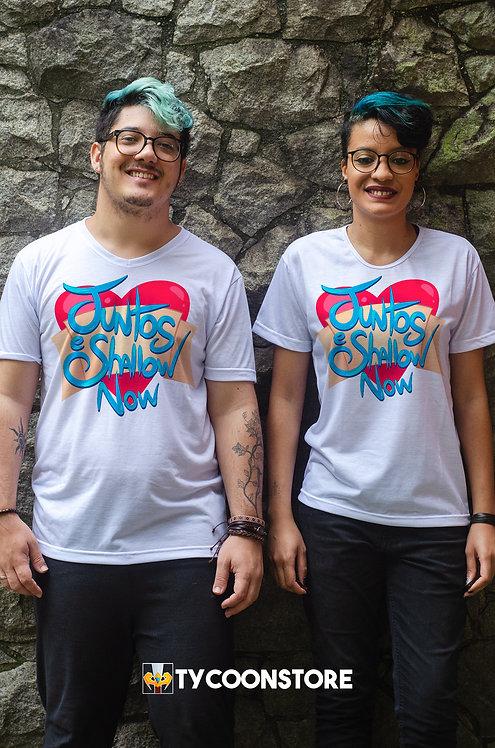 Camiseta - Juntos e Shallow Now