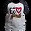 Thumbnail: Camiseta Manga Preta - Eu Amo Gatos!