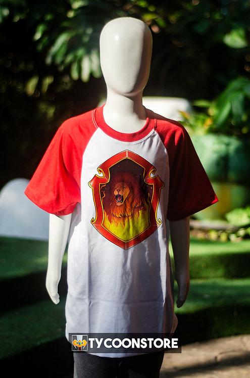 Camiseta Infantil - Brasão Grifinória