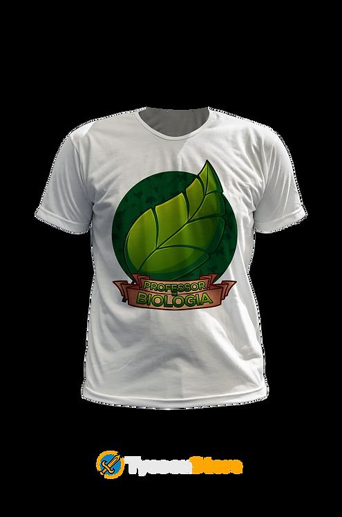 Camiseta - Professor de Biologia