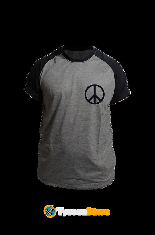 Camiseta Mescla - Paz