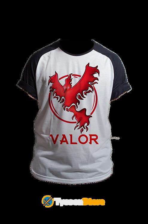 Camiseta - Team Valor