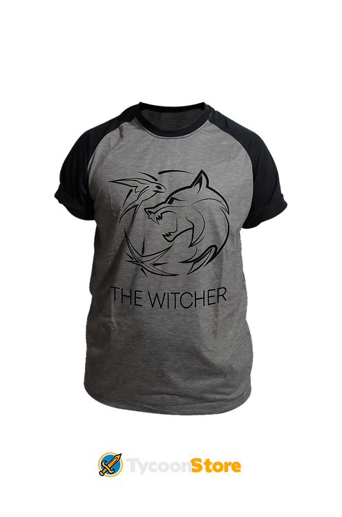 Camiseta Mescla - The Witcher Série