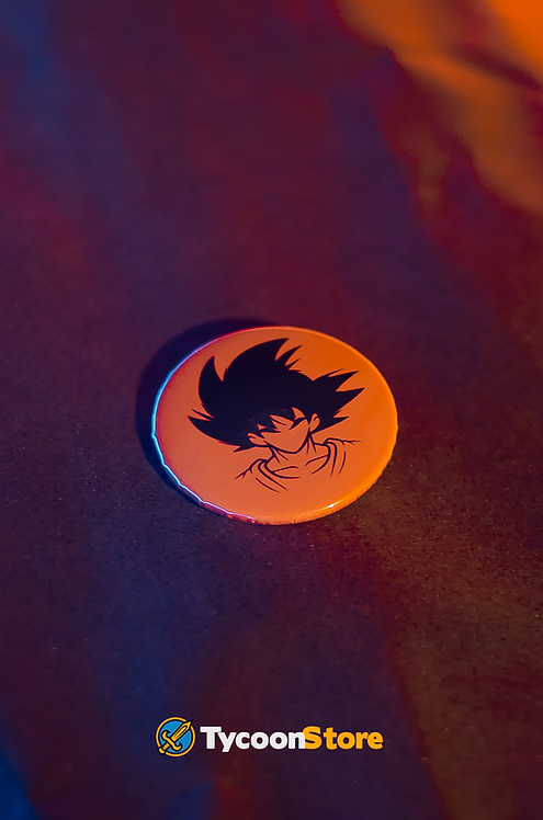 Botton - Goku Dragon Ball Z