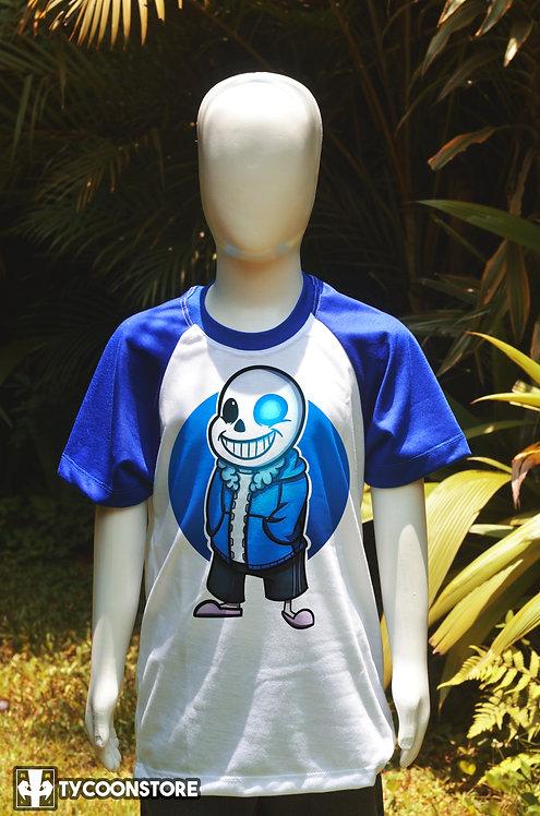 Camiseta Infantil - Sans