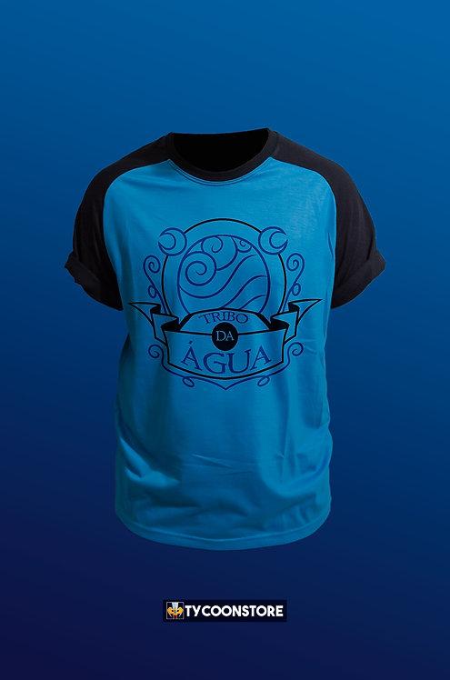 Camiseta Colorida - Tribo da Água (Avatar)