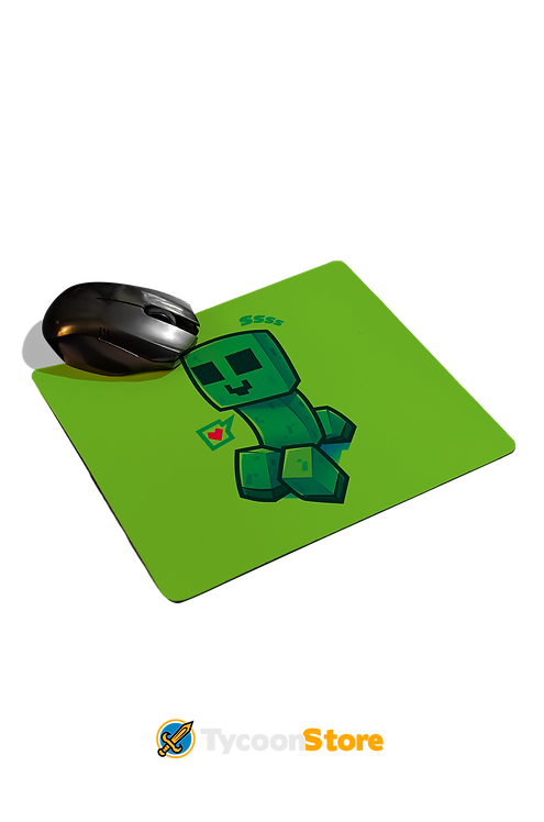 Mousepad - Creeper (Minecraft)