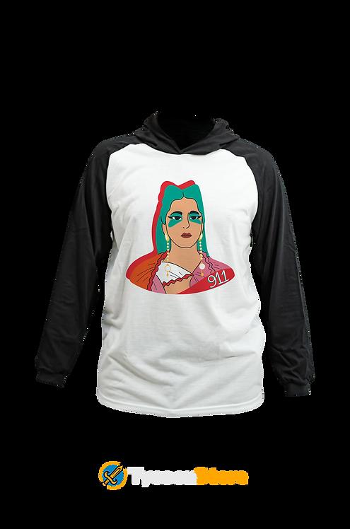 Camiseta Capuz - 911 (Clipe Lady Gaga)