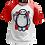 Thumbnail: Camiseta Manga Vermelha - Baymax (Operação Big Hero 6)