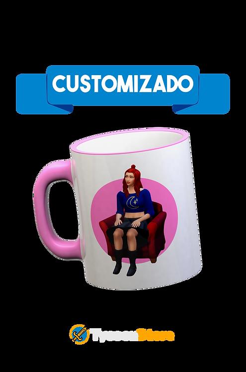 Caneca - The Sims PERSONALIZADO