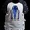 Thumbnail: Camiseta - R2D2 Star Wars