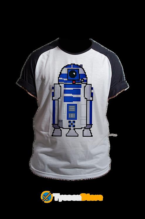 Camiseta - R2D2 Star Wars