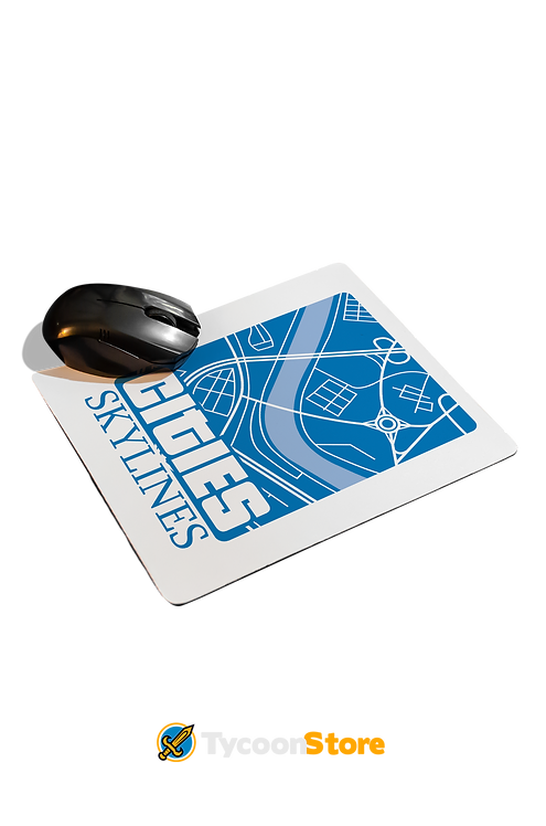 Mousepad - Cities Skylines