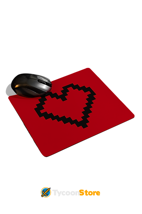Mousepad - Pixel Love