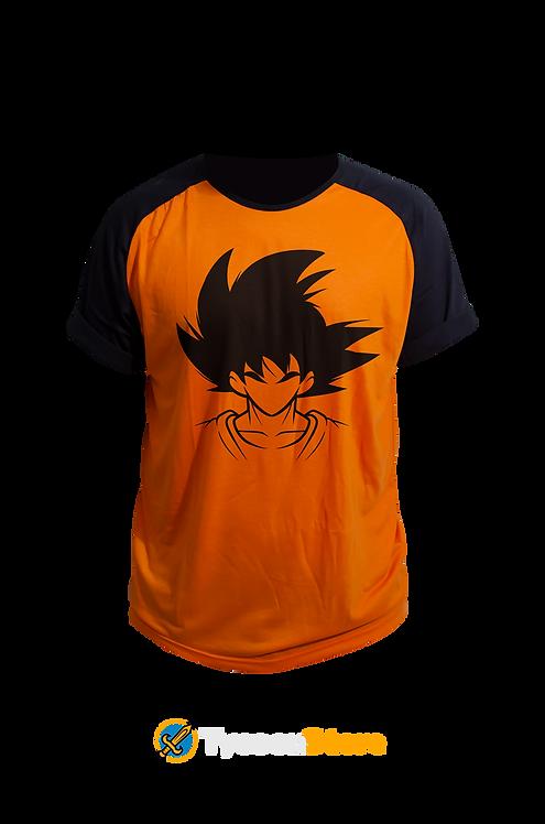 Camiseta Colorida - Goku Kakarotto